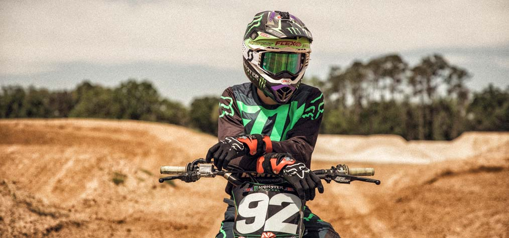 Casco motocross e completo FOX 2018 2019