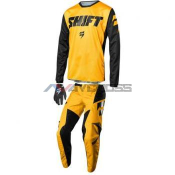 Completo Shift Youth Whit3 Ninety Seven Yellow