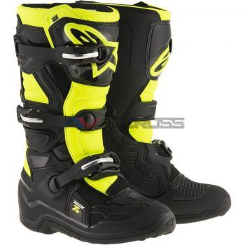 Stivali Alpinestar Youth Tech 7 Black-Yellow