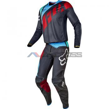Completo fox flexair seca grey-red