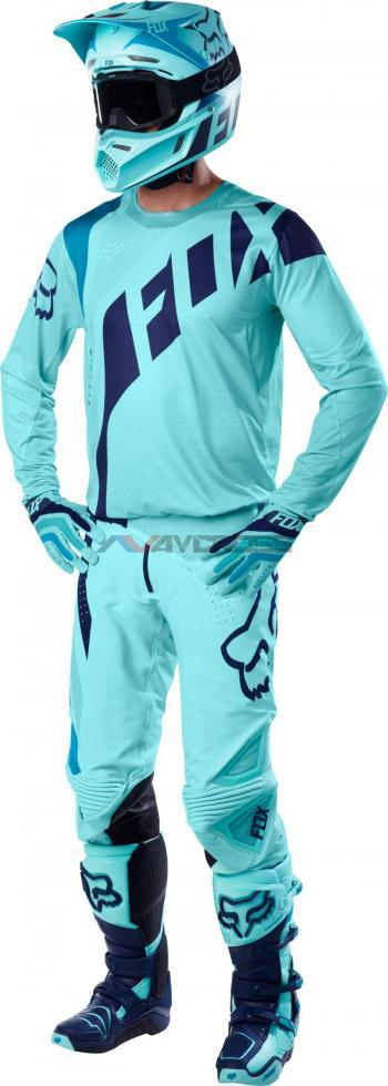 Completo Fox Flexair Seca Le Ice Blue