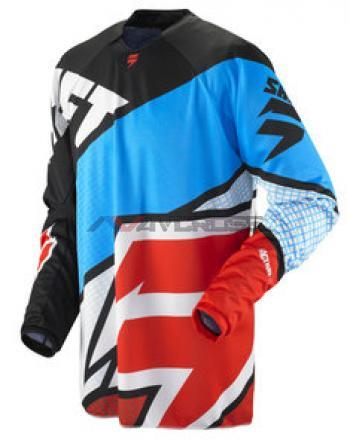 Maglia Shift Faction Group Blue-Red