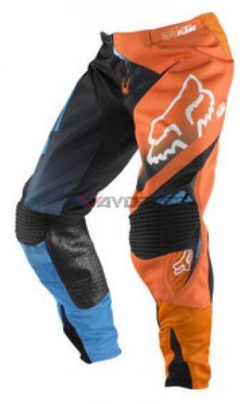 Pantaloni Fox 360 KTM Blue-Orange