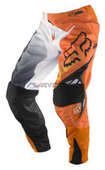 Pantaloni Fox 360 KTM White-Orange