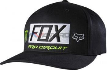 Cappellino Monster Paddock Flaxfit Black