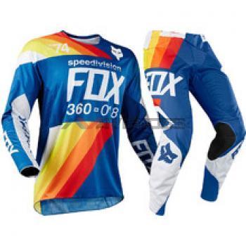 Completo Fox 360 Draftr Blue
