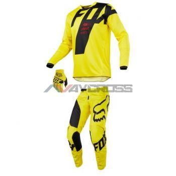 Completo Fox Youth 180 Mastar Yellow