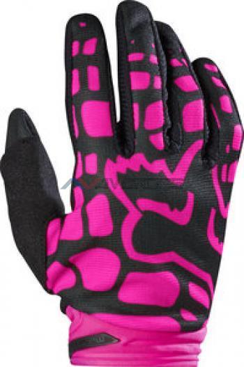 Guanti Dirtpaw Woman Black-Pink