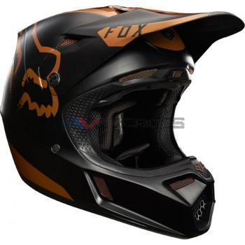Casco Fox V3 Moth LE Copper