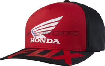 Cappellino Honda FF Red-Black