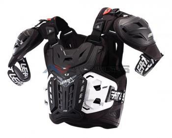 Pettorina Chest Protector 4.5 Pro Black