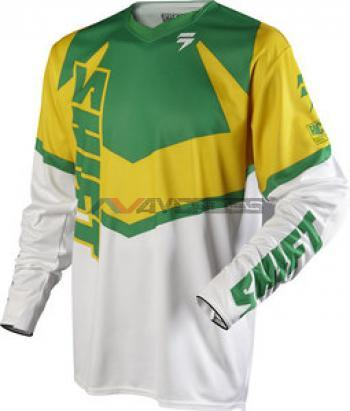 Maglia Shift Faction MXON LE Yellow-Green