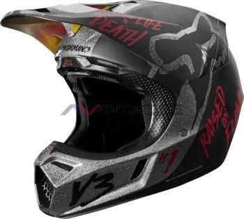 Casco V3 Rodka LE LT Grey