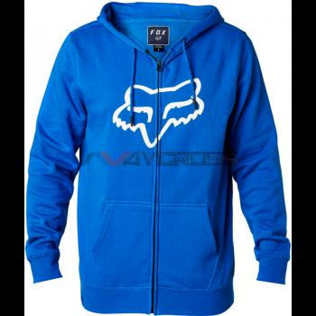 Felpa Legacy Foxhead Zip Fleece Blue