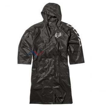 Fox Raincoat Black