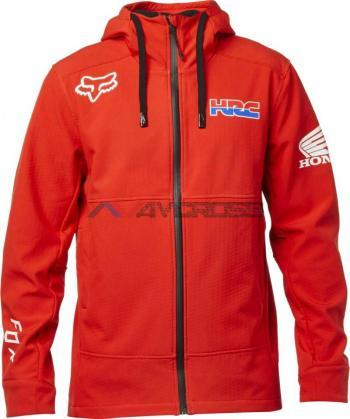 Giacca HRC Pit Red