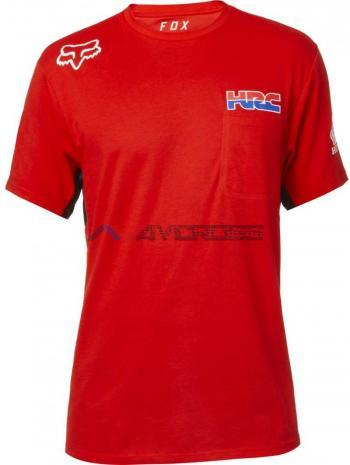 T-shirt HRC Ss Airline Red