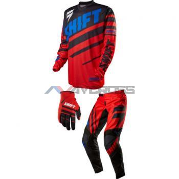 Completo Shift Assault Race Red