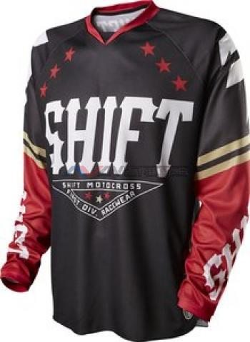 Maglia Shift Recon Baseball Black