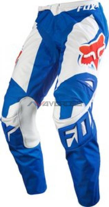 Pantaloni Fox 180 Race Blue