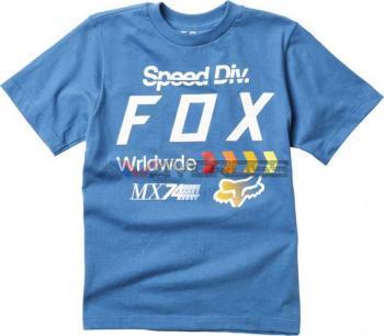 T-shirt Youth Murc SS Dusty blu