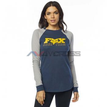 Maglia Donna Race Team LS Navy