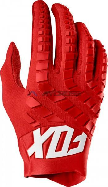 Guanto Fox 360 Red