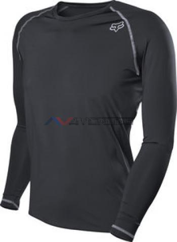 Maglia Frequency LS Base Layer Black