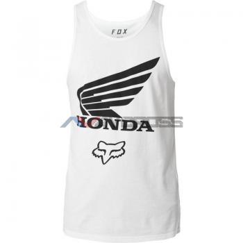 Canotta Honda Premium Optic White